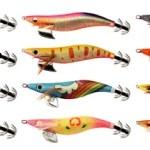 Squid jigs from kmucutie nternational fishing tackle supplier
