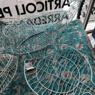 Porta Frutta Balena Metallo - KMV Home Store stocKMarket