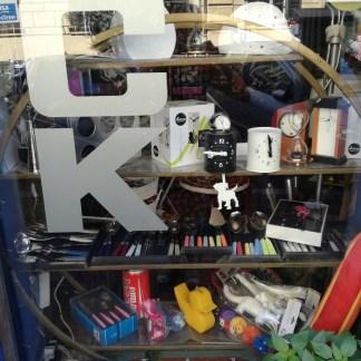 Clessidra Magnetica Metallo Vetro - KMV Home Store stocKMarket