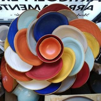 Servizio Piatti e Accessori Gres Porcellanato - KMV Home Store stocKMarket