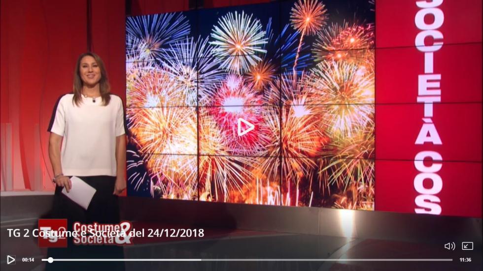 RAI 2 Costume e Società 24 Dicembre 2018 KMV Home Store stocKMarket