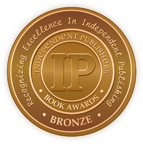 IPPY Bronze Medal Sticker