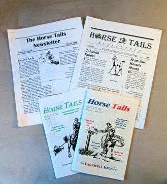 Horse Tails Newsletter