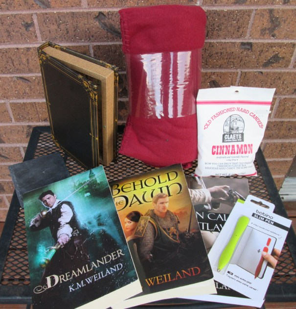 Win a Reader Care Package!