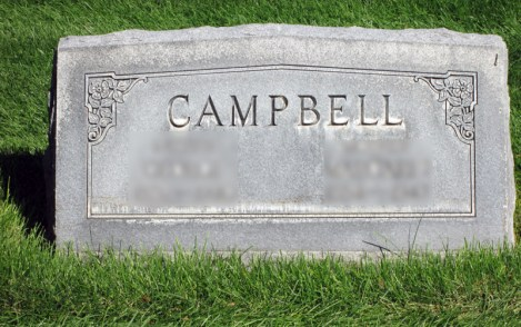 11 Graveyard Campbell