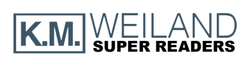 K.M. Weiland's Super Readers Group