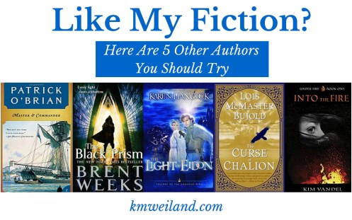 Like My Fiction? Here Are 5 Other Authors You Should Try