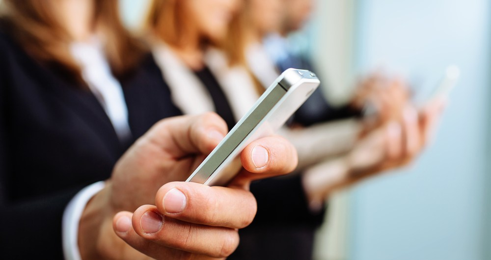 mobile app boosts productivity