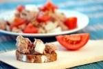 Superrychlý bílkovinový salátek k večeři