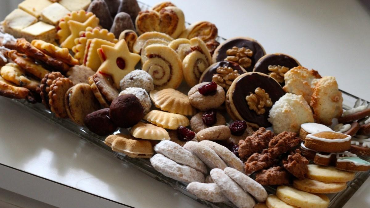 Naše tradiční recepty na cukroví