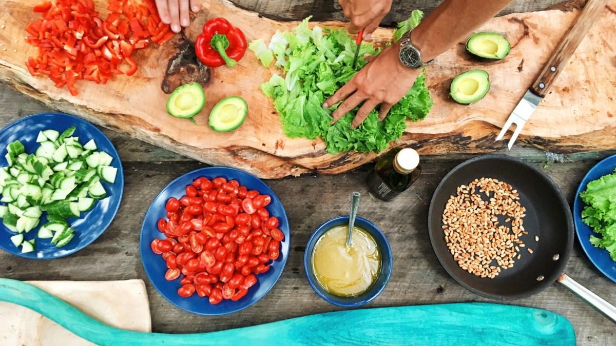 Kurz vaření pro začátečníky – individuální