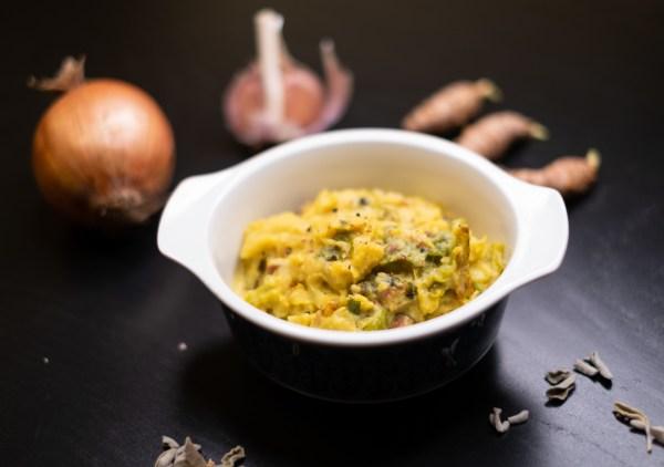 (Nejen) Nízkosacharidový recept: Krémová kapusta – úžasná zeleninová příloha do podzimního počasí