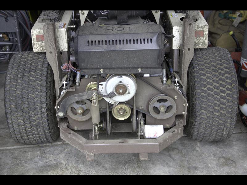 Hitch Kit For Grasshopper 223 Exist Lawnsite