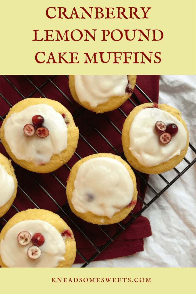 Soft & moist and bursting with tangy cranberries, these muffins are the perfect addition to Chistmas morning!