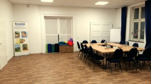 Kneipp-Studio Raum 1