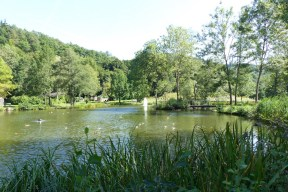 Kurpark in Daun am See