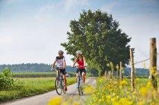 Radfahren in Bad Wörishofen auf über 250 km langen Radwegen