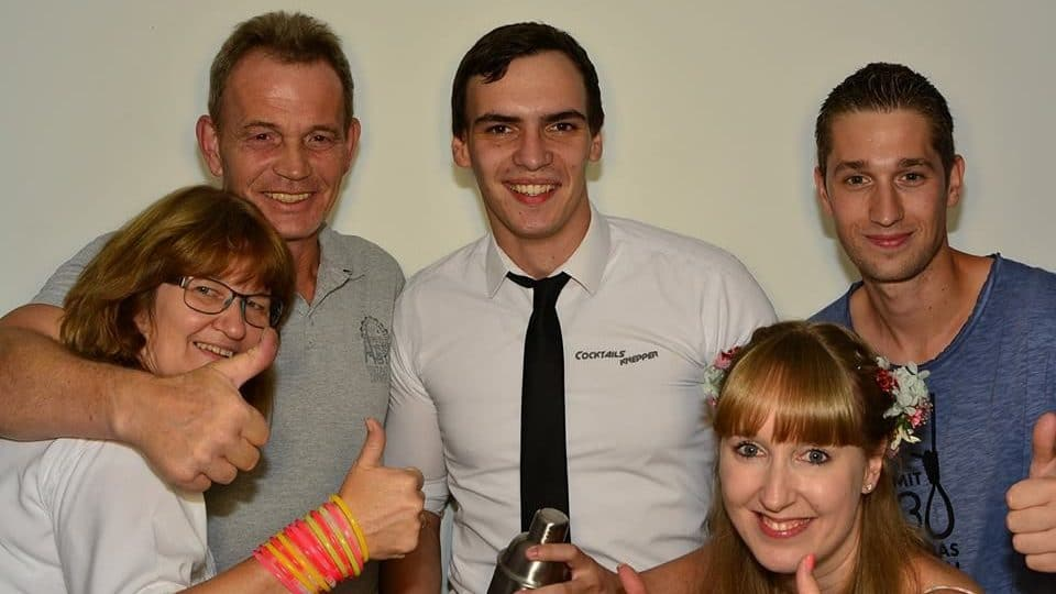 Cocktails Knepper - unsere überzeugten Kunden