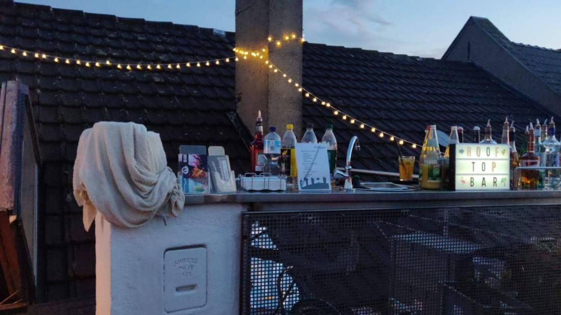 Cocktails Knepper - mobile Cocktailbar in Köln - Wunderschöne Dachterasse mit Bar (2)