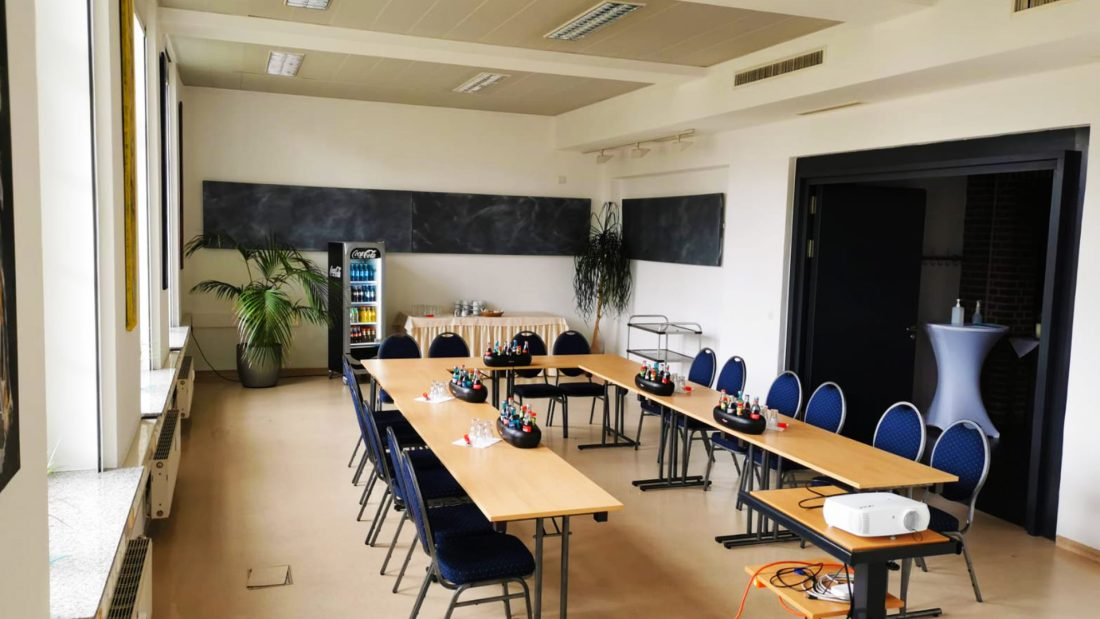 Knepper Management - Alte Lohnhalle Wattenscheid - Seminar - Zeche Holland kleine Besprechung (2)