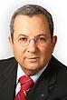 Portrait of Ehud Barak