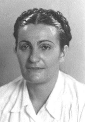 Portrait of Fayge Ilanit