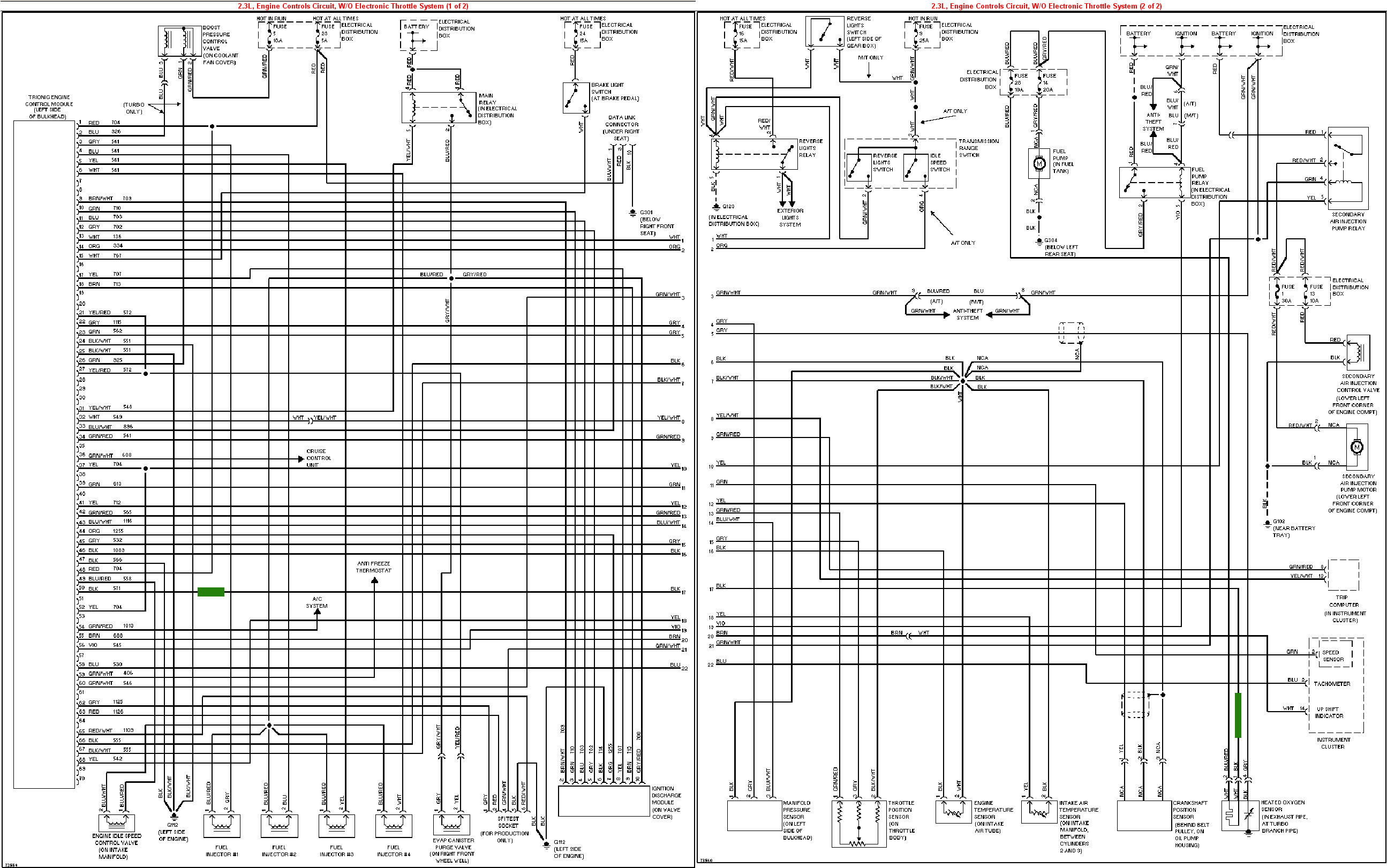 Wiring Diagram View Diagram Saab Saab Wiring