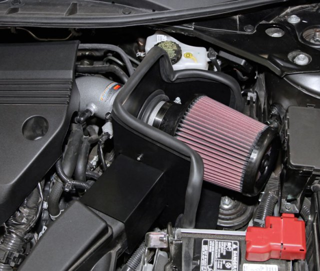 69 7064ts Performance Air Intake System Engine Compartment Photo