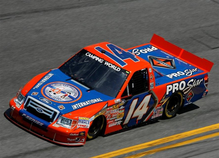 Circle Bar Racing's Ford F-150s Ready for 2009 NASCAR ...