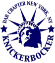 Knickerbocker chapter logo