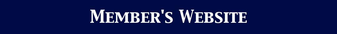 Member's Website banner