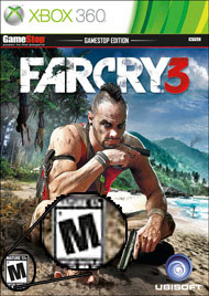 ESRB RATE FOR FAR CRY #