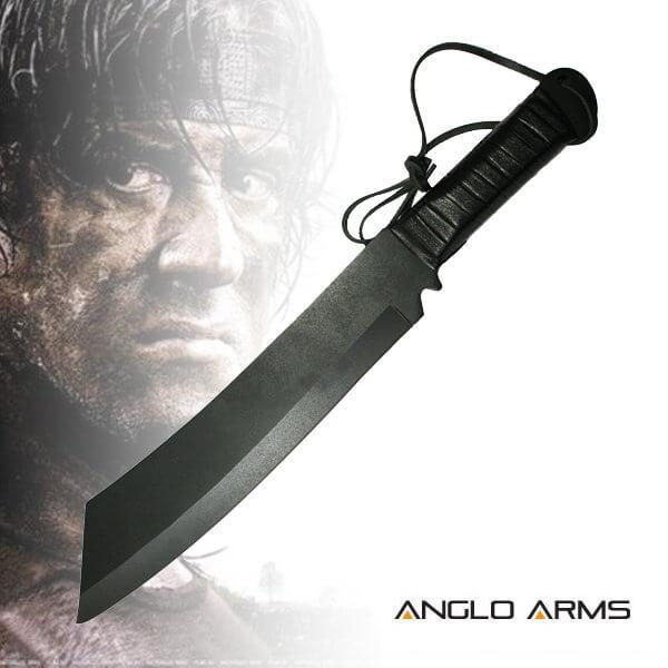 Deluxe Rambo IV Machete - Knifewarehouse