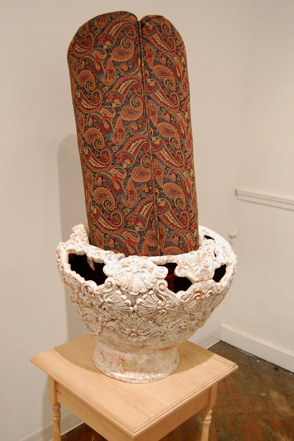 "Patrick Coughlin, ""The Mortar and Pestle."""