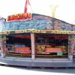Knightly's Fun Park waltzers