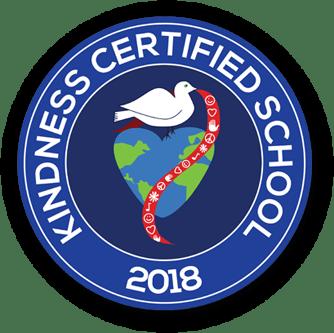 Kindness Certified School 2018