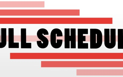 Girls Houseleague Schedule Updated to End of Season
