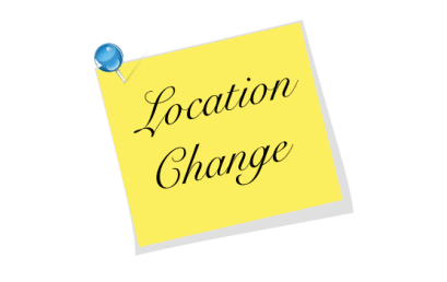 Tyke and Paperweight Location Changes for June