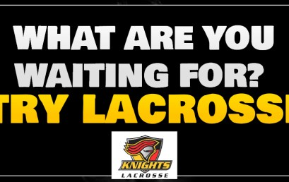 "2020 FREE ""Try Lacrosse"" Sessions"