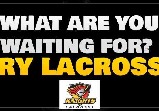 BOYS FREE Try Lacrosse Session!
