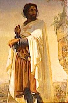 Hughes de Payens, 1st Grand Master of the Templar Order under King Fulk