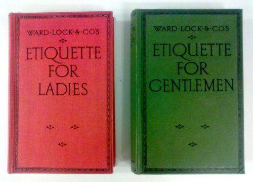 """Democratization of Chivalry"" by etiquette books teaching ""manners of the knightly class"", as the code of conduct for Gentlemen and Ladies"