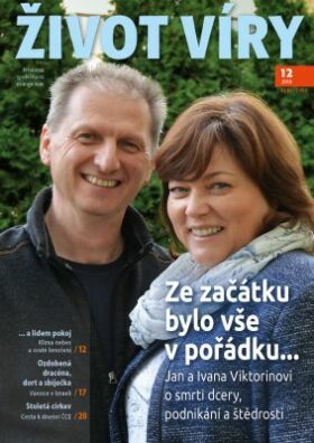Život víry 2018/12 - KMS – Křesťanská misijní společnost - e-kniha