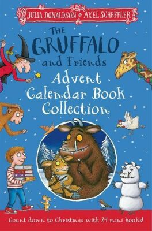 The Gruffalo and Friends Advent Calendar Book Collection - Julia Donaldson