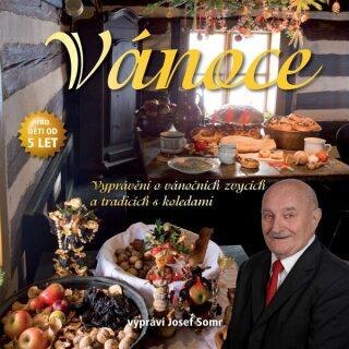 Vánoce (Vyprávění o vánočních zvycích a tradicích s koledami) - Jaroslav Major - audiokniha