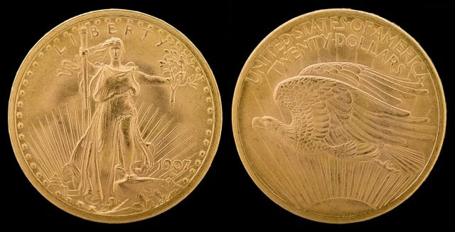 Saint-Gaudens double eagle