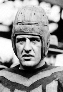 Red Grange, the Galloping Ghost