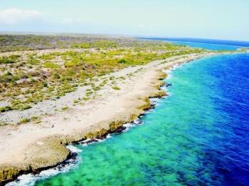 """De erven Maal:  """"Elke ontwikkelaar op Oostpunt zal ervoor zorgen dat het koraal als toeristische duikattractie behouden blijft. Dat is in zijn eigen belang."""""""