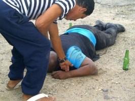 Helmin Wiels werd vermoord op strand van Marie Pampoen om 17u op 5 mei 2013