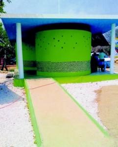 Facelift voor Shete Boka-park ter verdere ontwikkeling | Foto John Jairo Herrera